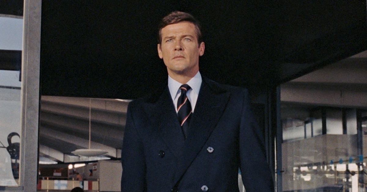 Here's Why Roger Moore Quit Playing James Bond
