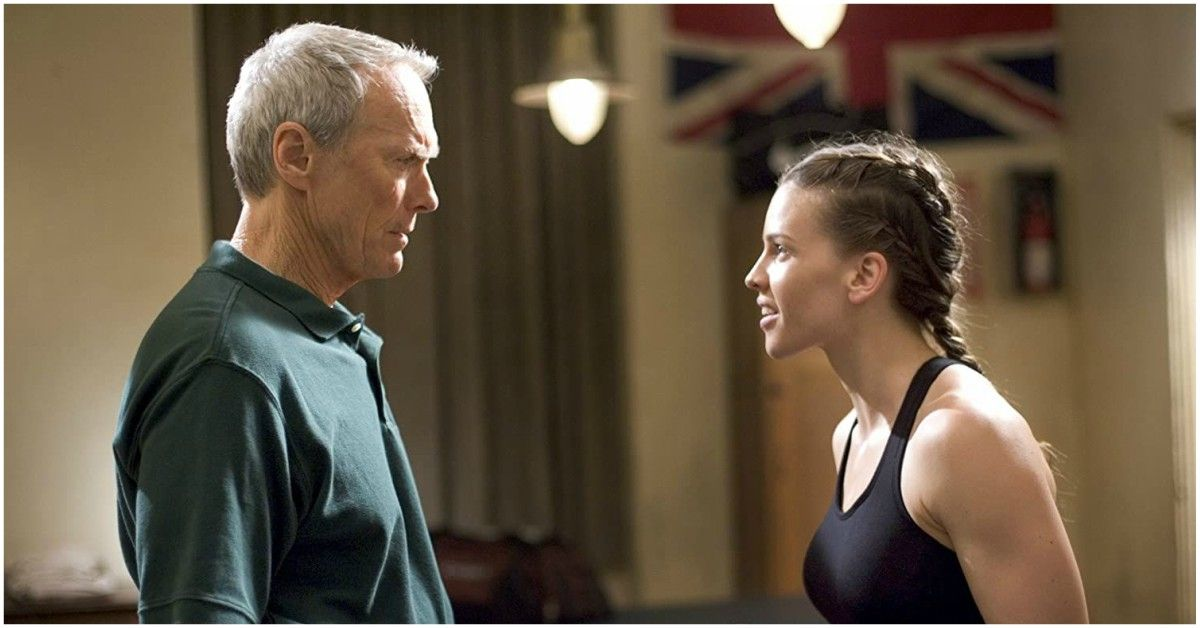 Inside Clint Eastwood's Relationship With Hilary Swank