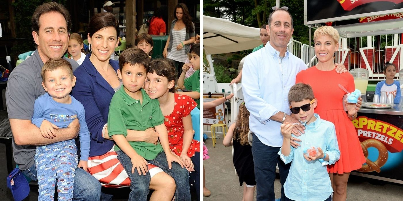 Here's What Jerry Seinfeld's Kids Looks Like Now