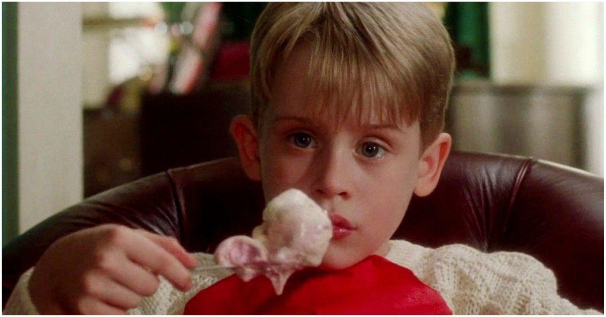 What Did Macaulay Culkin Make For 'Home Alone'? | TheThings