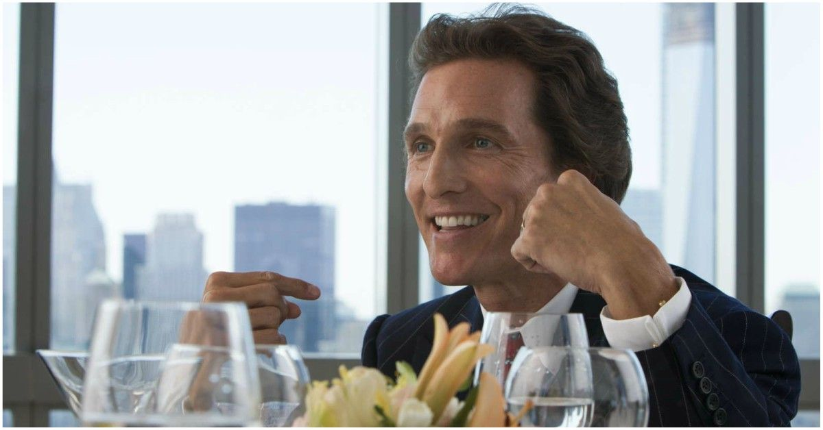 How Matthew McConaughey Created His Wolf Of Wall Street Character