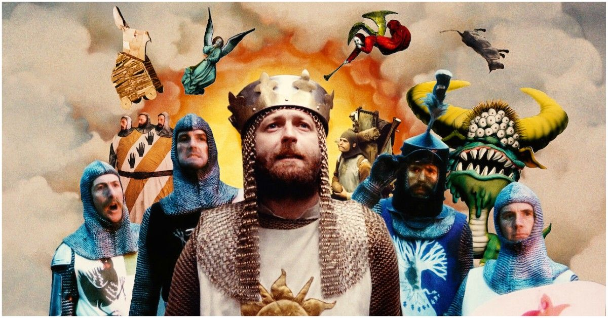 The Real History Of The Monty Python Musical 'Spamalot'