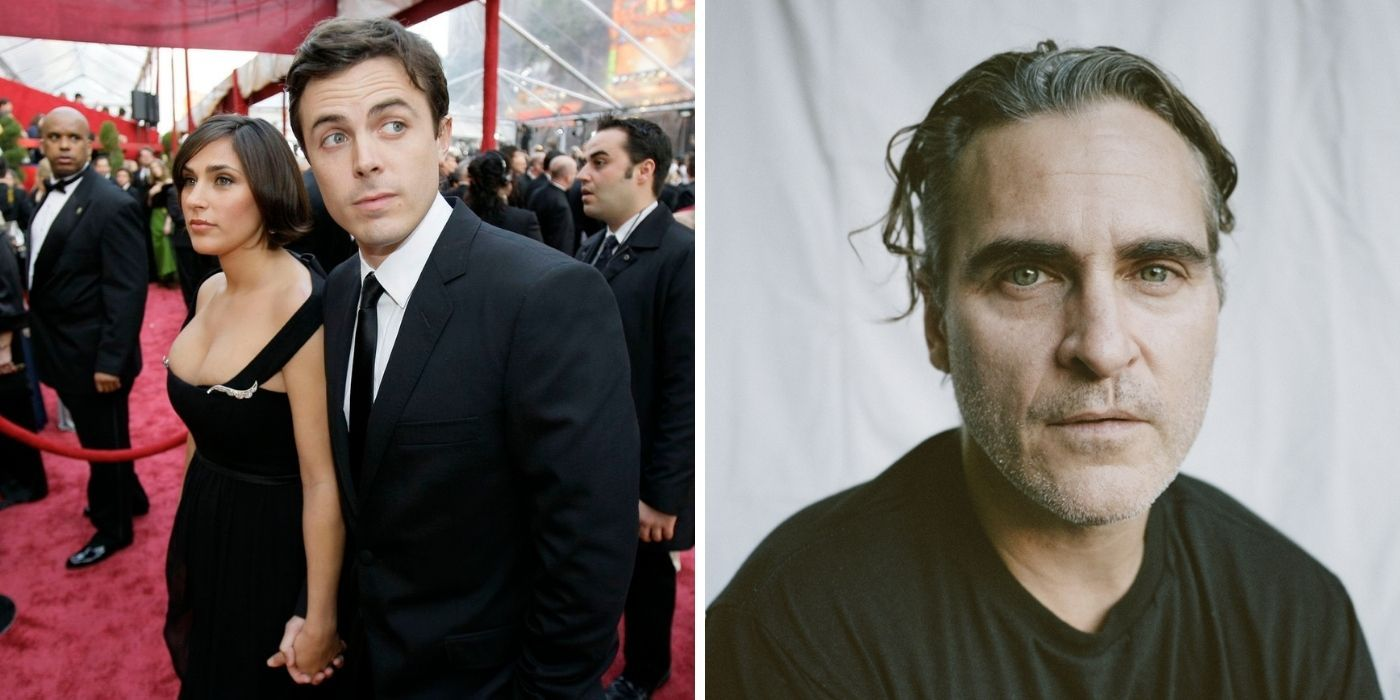 The Reason Casey Affleck And Joaquin Phoenix Went From Friends To Enemies