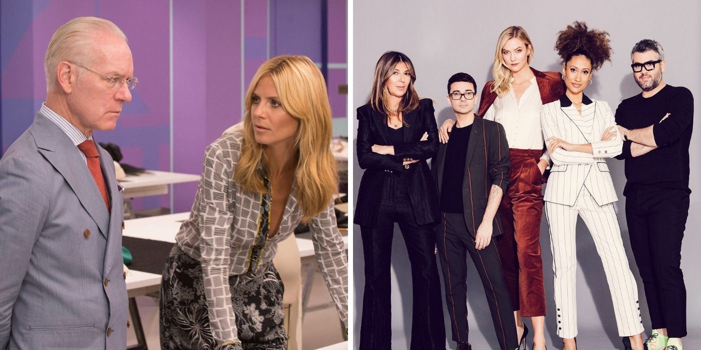 'Project Runway' Contestants Are Not Allowed To Do This One Thing