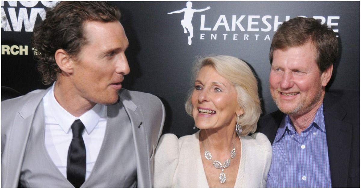Who Is Matthew McConaughey's Brother Rooster?   TheThings