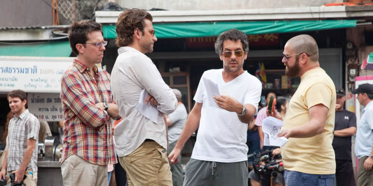 This 'The Hangover' Scene Almost Cost A Stunt Double His Life
