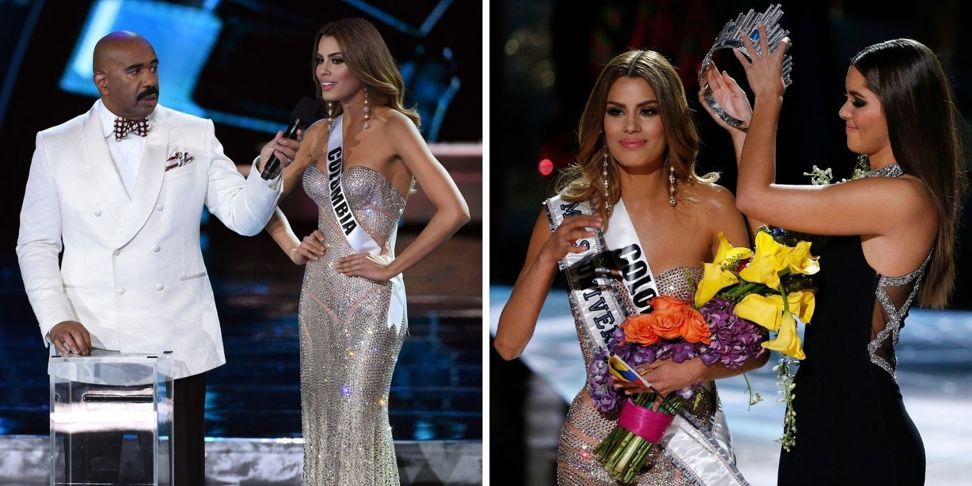 What Happened To The Model Steve Harvey Mistakenly Crowned 'Miss Universe'?