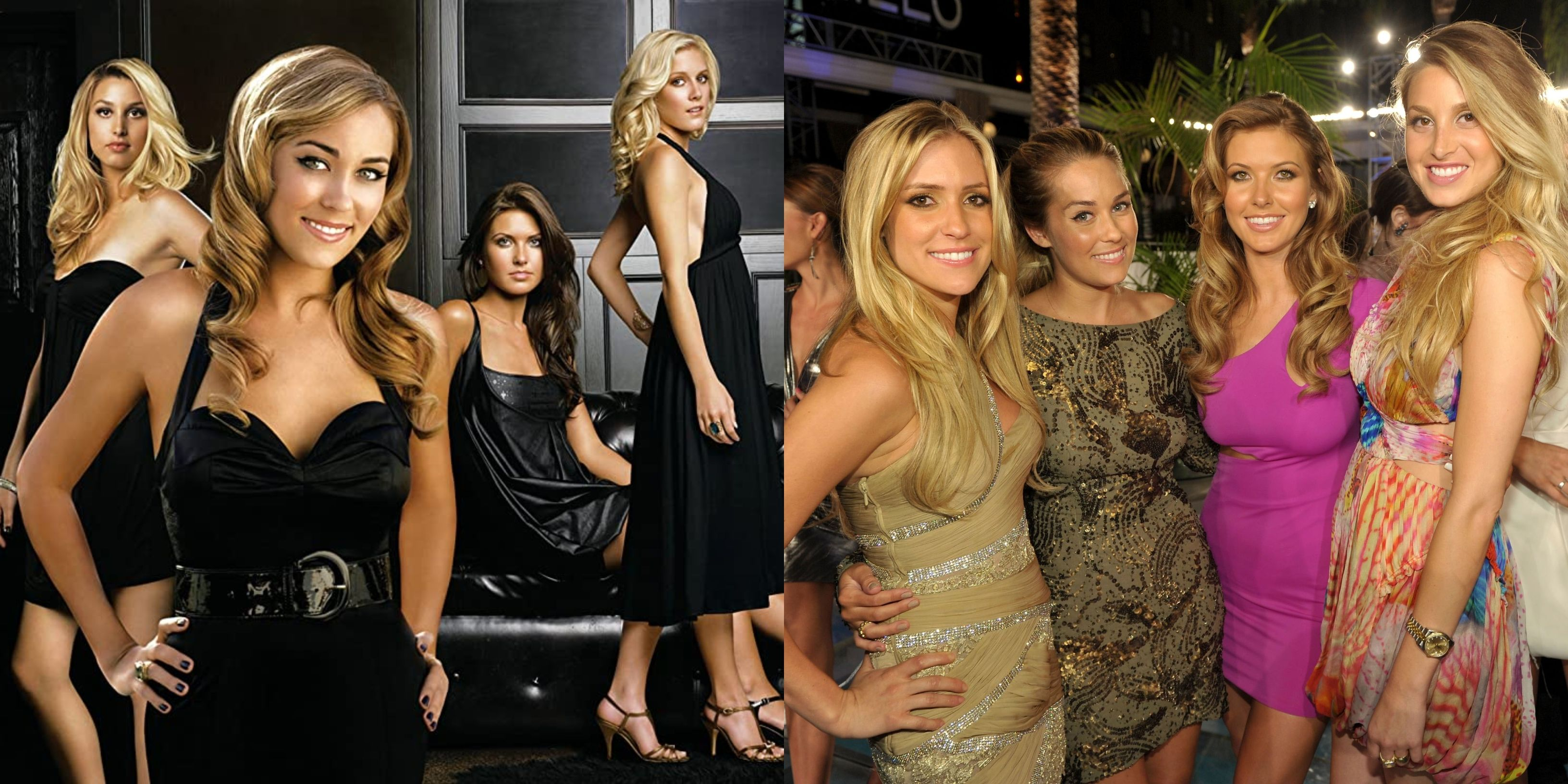 The Cast Of The Hills: Then & Now | TheThings