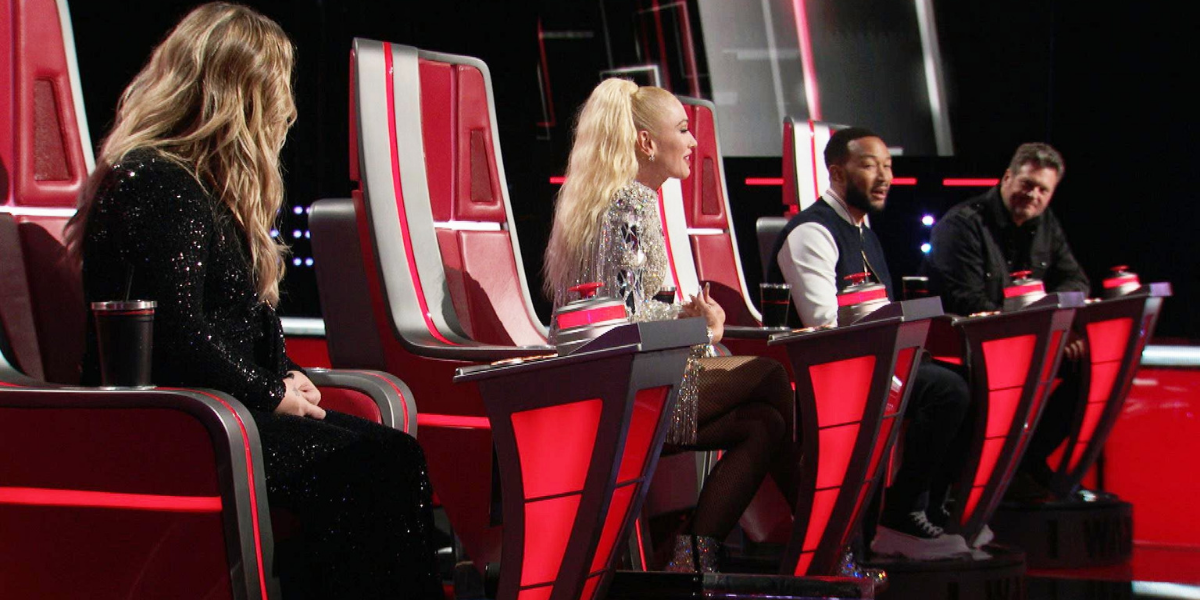 'The Voice': Who Is The Highest-Paid Judge?   TheThings