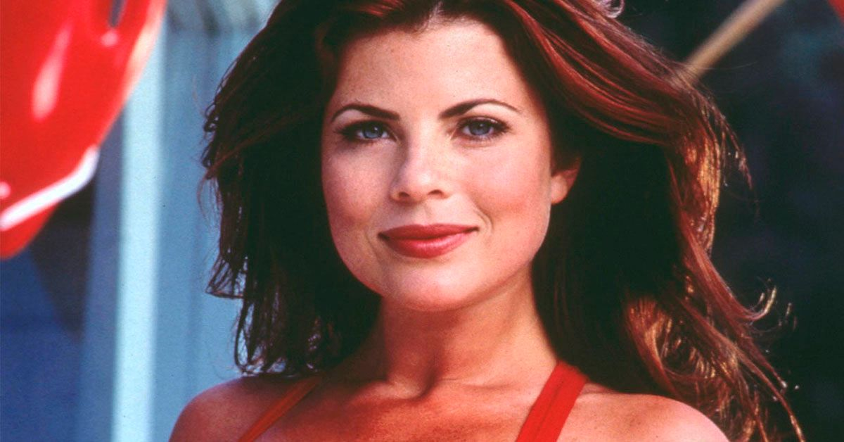 The Truth About Why Yasmine Bleeth Was Fired From 'Baywatch'