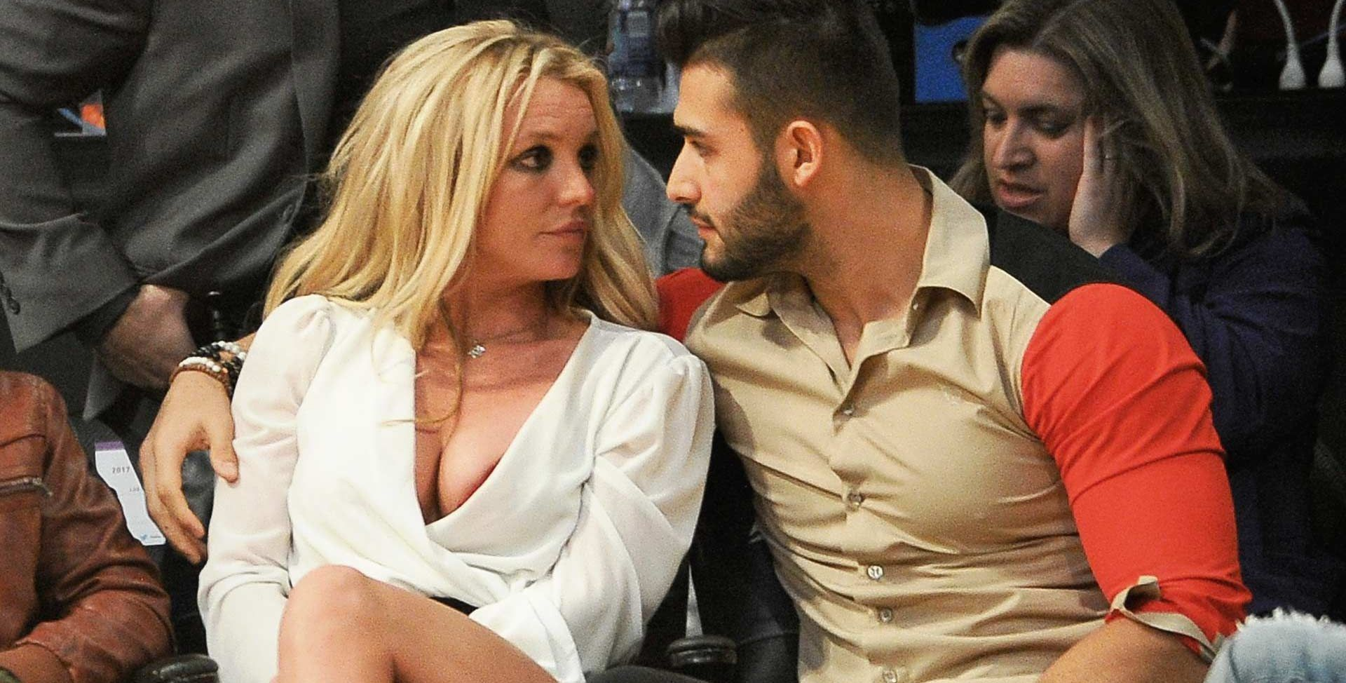 Fans Think Sam Asghari Just Foreshadowed What's Going To Happen To Britney Spears