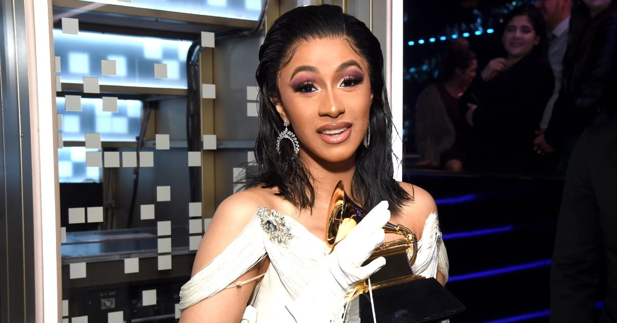 Why Was Cardi B Accused Of Buying Her Grammy? | TheThings