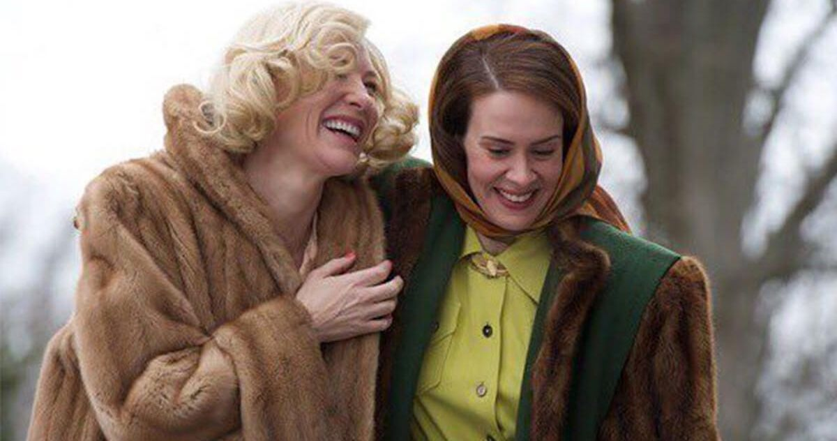 This 'Carol' And 'Ratched' Mashup Is The Second Best Queer Festive Comedy This Year