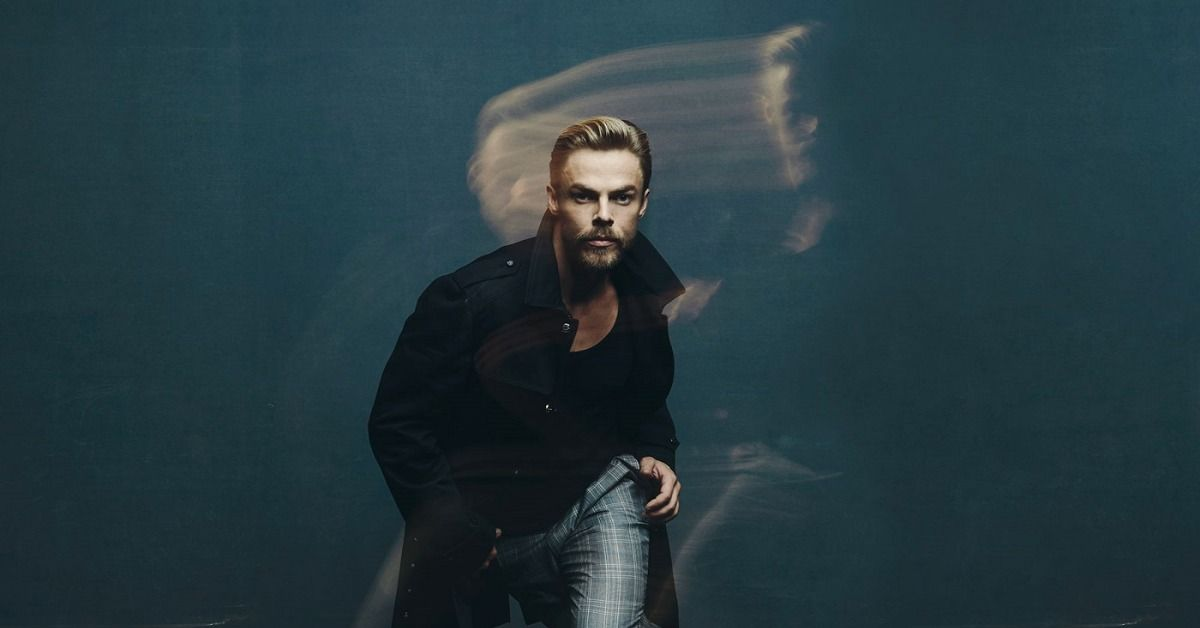 Fans Are Amazed At Derek Hough's Beautiful Singing Talent