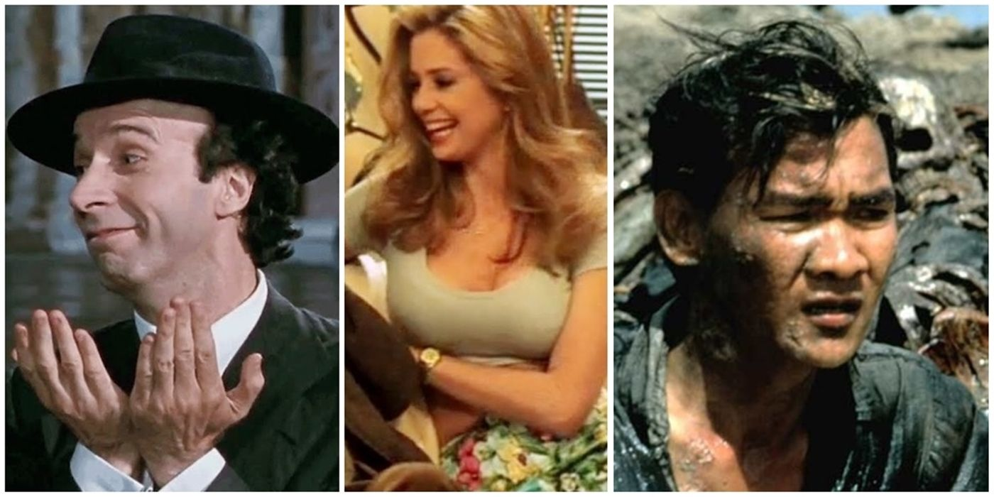 10 Academy Award-Winning Actors You Completely Forgot About