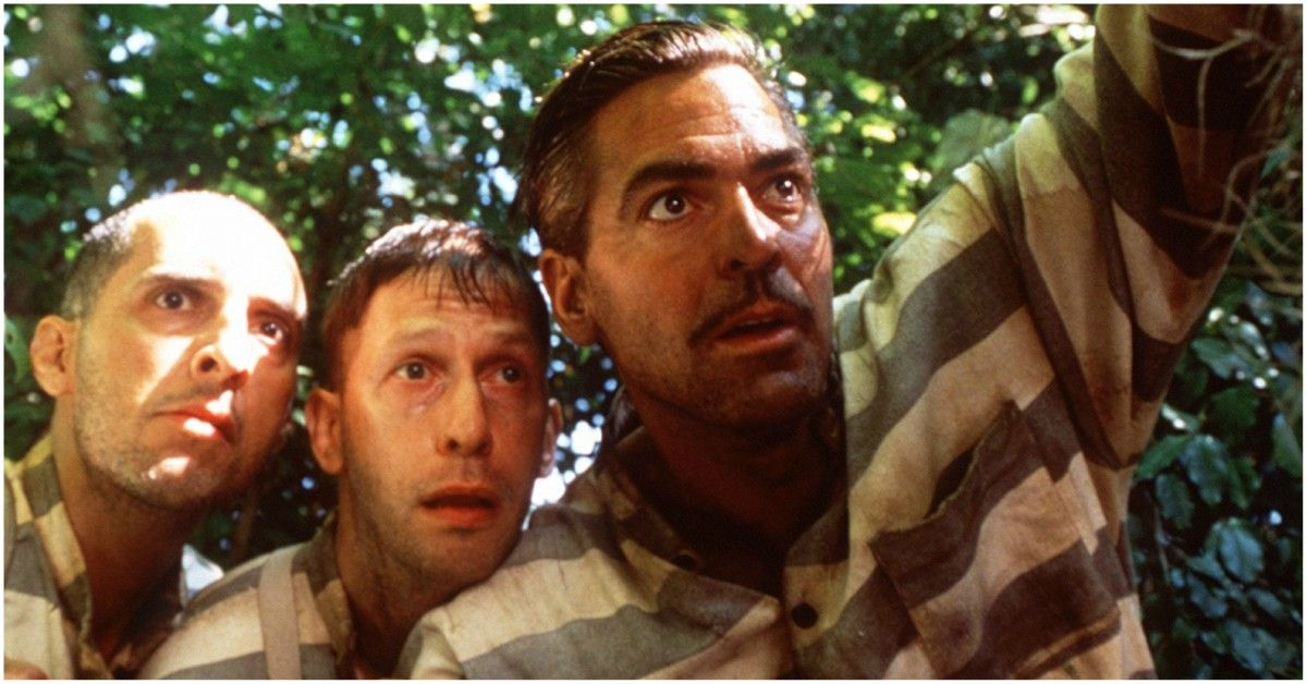 The Hilarious Truth Behind George Clooney's Accent In 'O'Brother Where Art Thou?'
