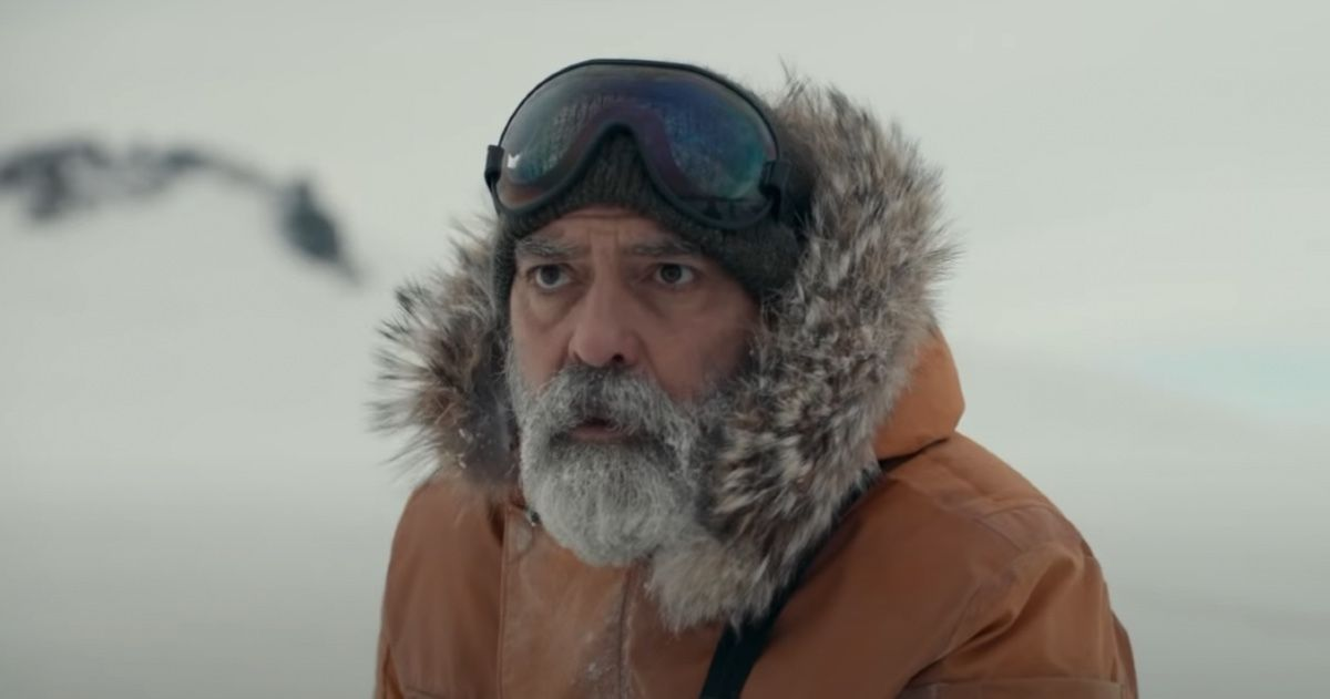 George Clooney Opened Up On Filming 'The Midnight Sky' In Iceland
