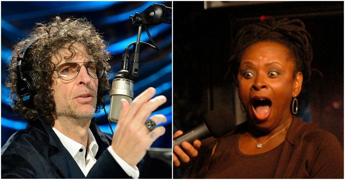 What Is 'Howard Stern Show's' Robin Quivers' Most Embarrassing Story