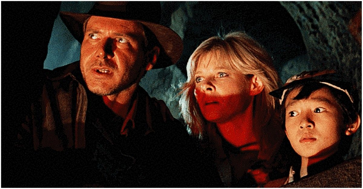 The Messy True Story Of The Creation Of 'Indiana Jones And The Temple Of Doom'