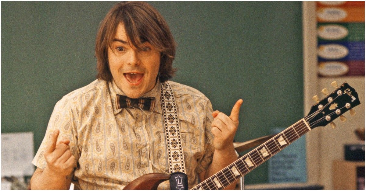 How Jack Black Actually Inspired The Creation Of 'School Of Rock'
