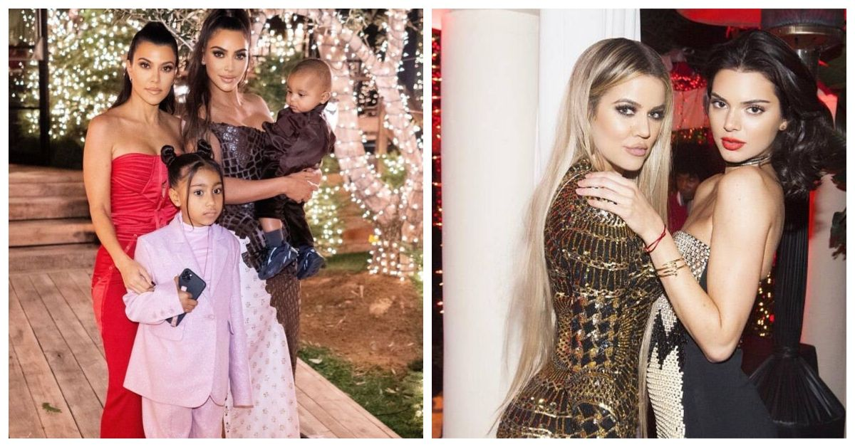Everything We Know About The Famous Kardashian Christmas Party