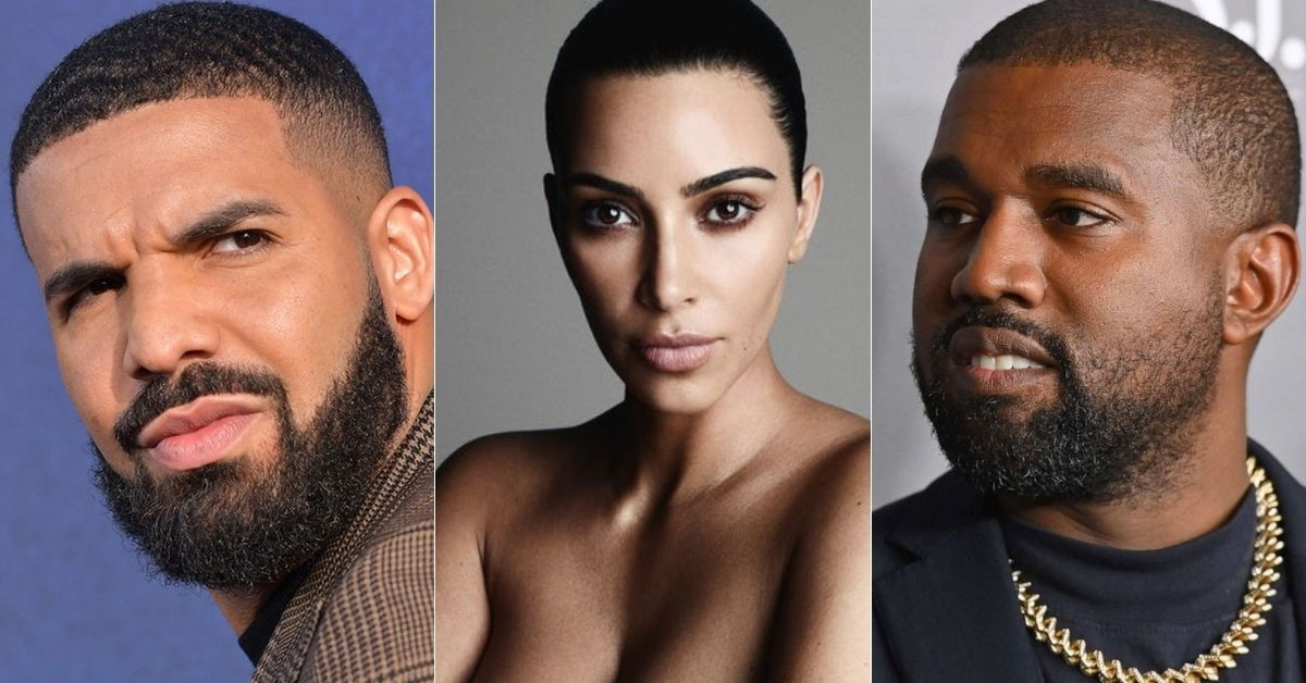 The New Year's Eve Kanye West Accused Drake Of Flirting With His Wife