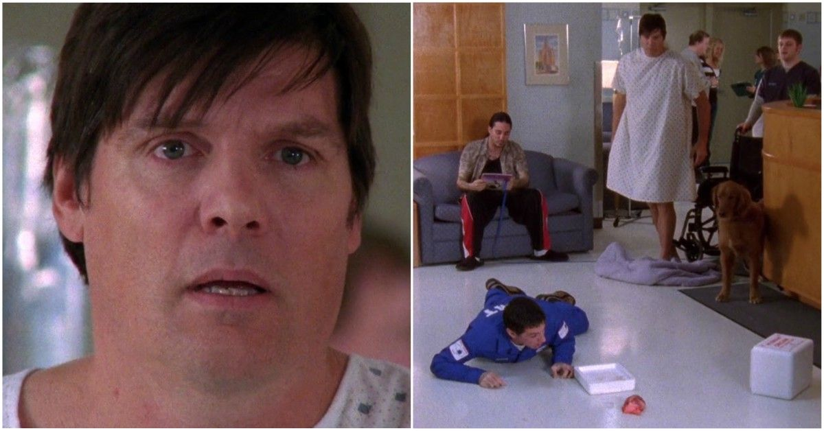 The Truth Behind The Most Ridiculous Scene In 'One Tree Hill'