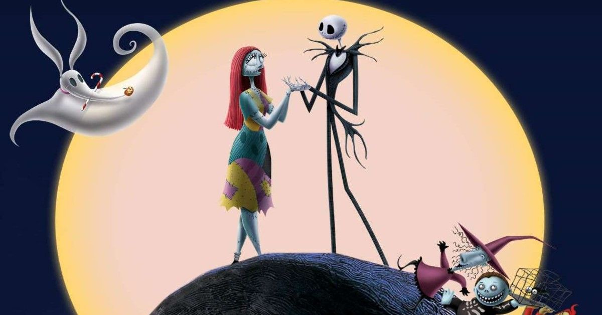 The Real-Life Nightmares That Happened During The Making Of 'The Nightmare Before Christmas'