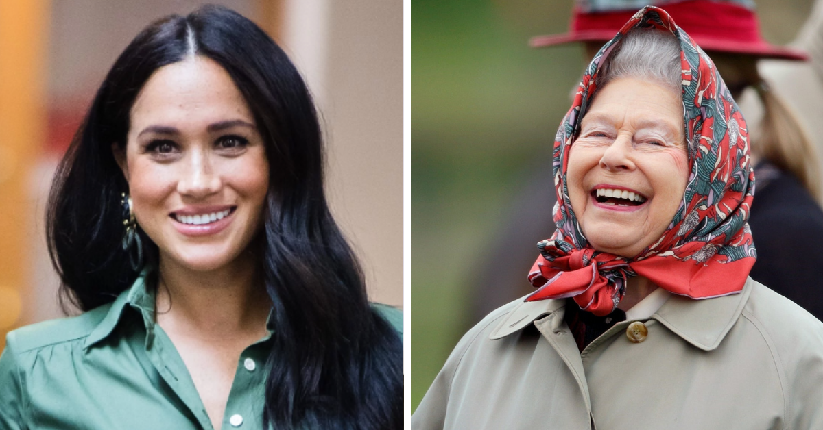 Remember When Meghan Markle Gave The Queen A Singing Hamster For Christmas?