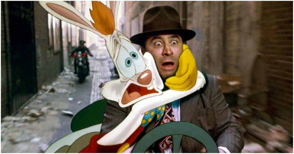 The True Origin Of 'Who Framed Roger Rabbit?' | TheThings