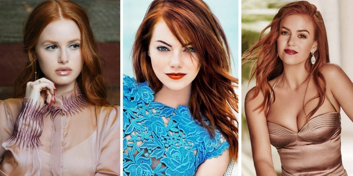 10 Beloved Redhead Actresses & Their Biggest Roles To Date