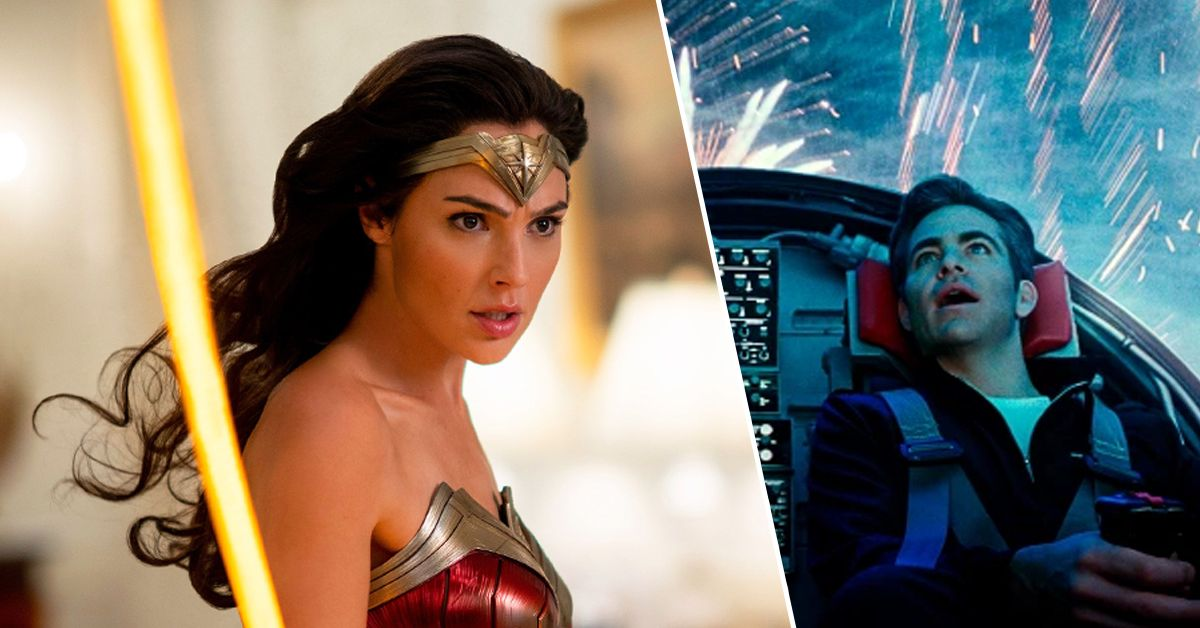 Fans Are Cackling At The Bad Special Effects In 'Wonder Woman 1984'