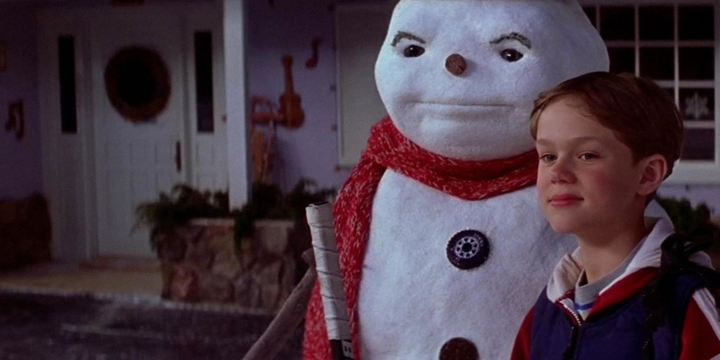 This Is What Charlie From 'Jack Frost' Looks Like Now | TheThings