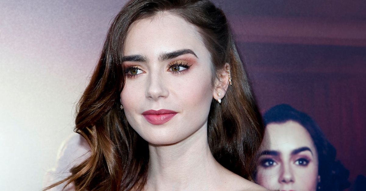 Lily Collins Gives Us A Peak Into The Reality Behind Instagram