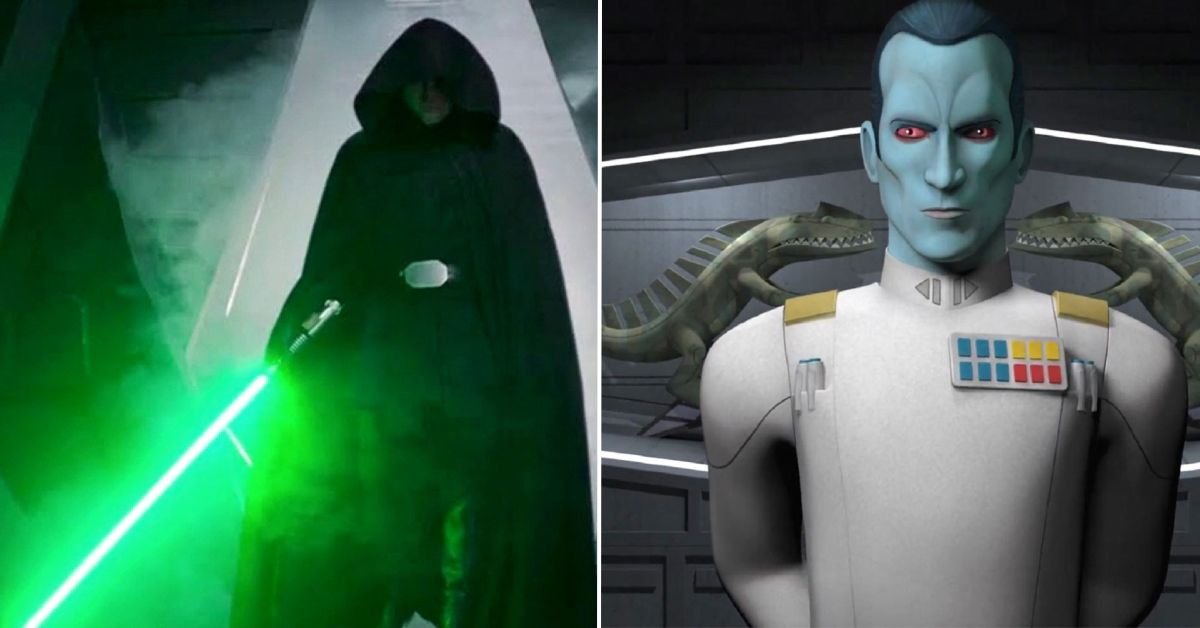 'The Mandalorian': Could Admiral Thrawn Be The Central Villain Of Season 3?