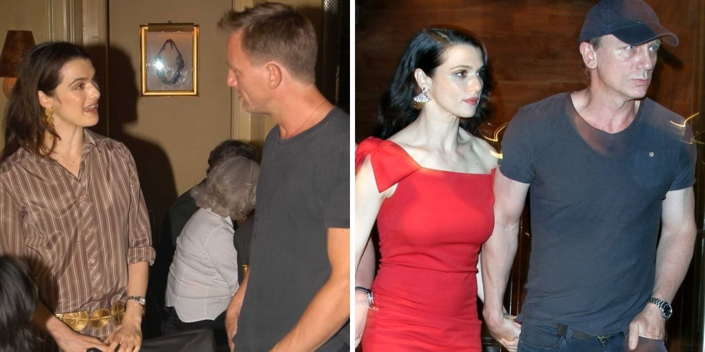 Here's The One Thing That's Wrong With Daniel Craig And Rachel Weisz's Love Story