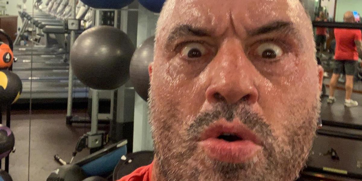 Joe Rogan Credits Keanu Reeves For His Workout Motivation