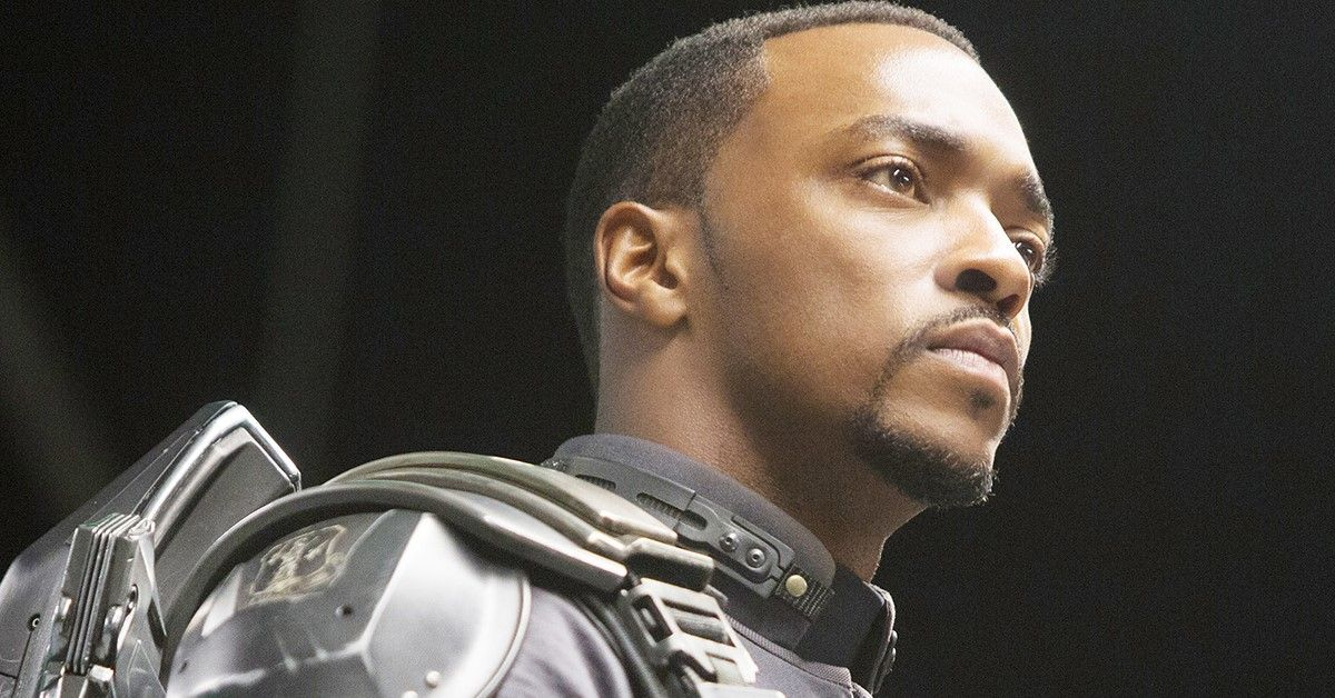 Who Was Anthony Mackie Before The 'MCU'? | TheThings