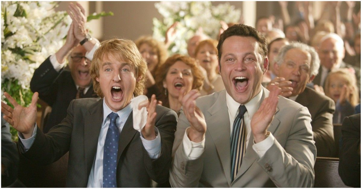 The Truth About The Creation Of 'Wedding Crashers'