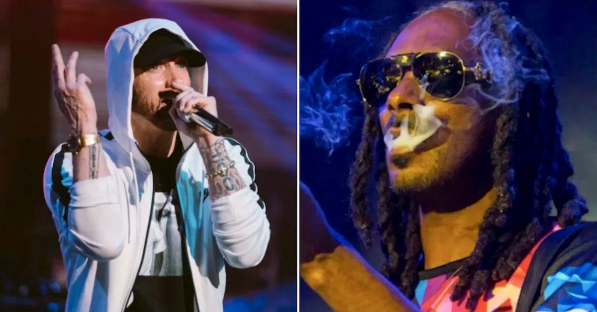 Snoop Dogg And Eminem Are In A Diss War: Whose Side Is Dr. Dre On?
