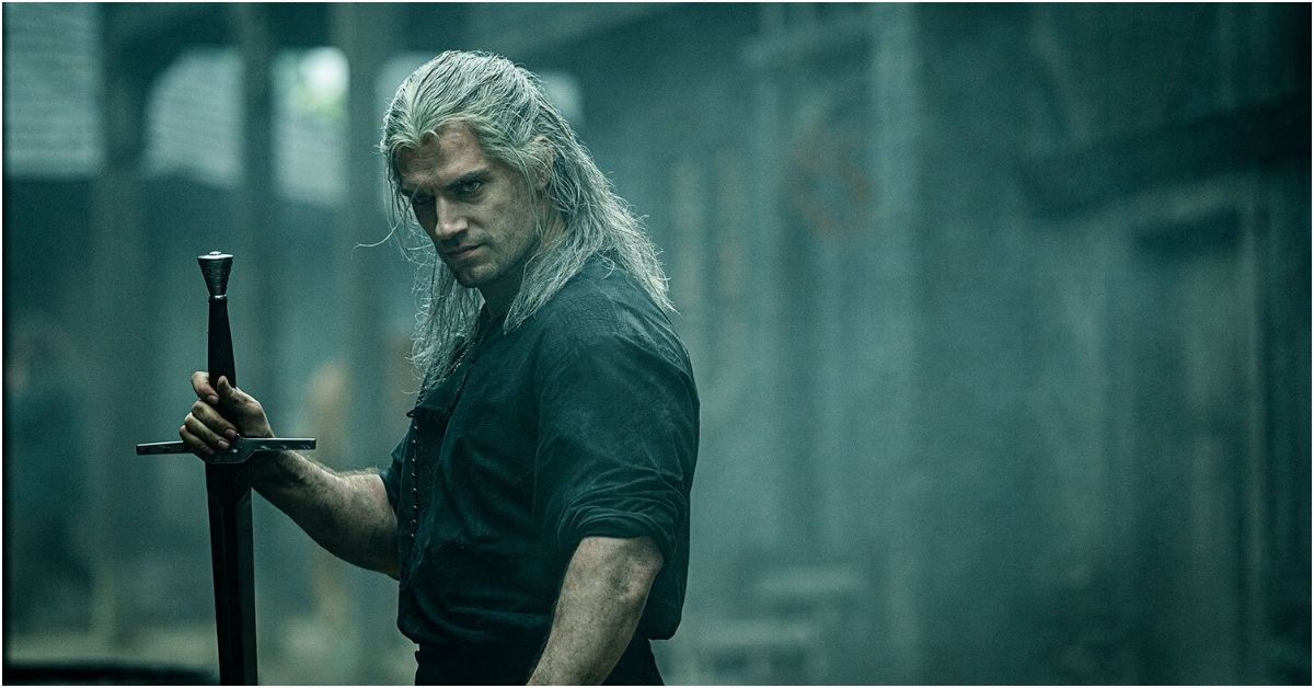 Henry Cavill's 'Witcher' Injury Update | TheThings