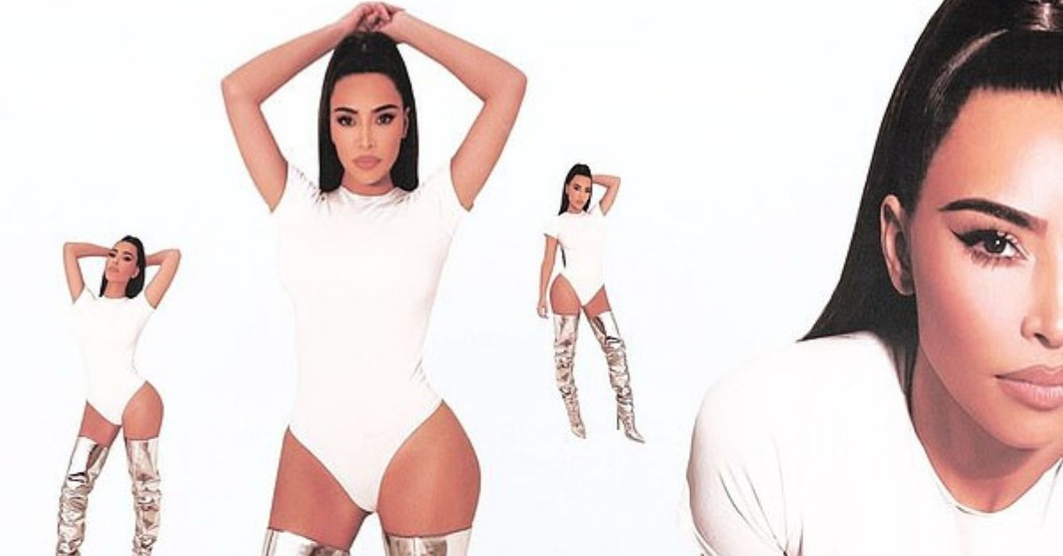Kim Kardashian Fans Accuse Her Of Using Her 'Divorce' To Promote Her SKIMS Line