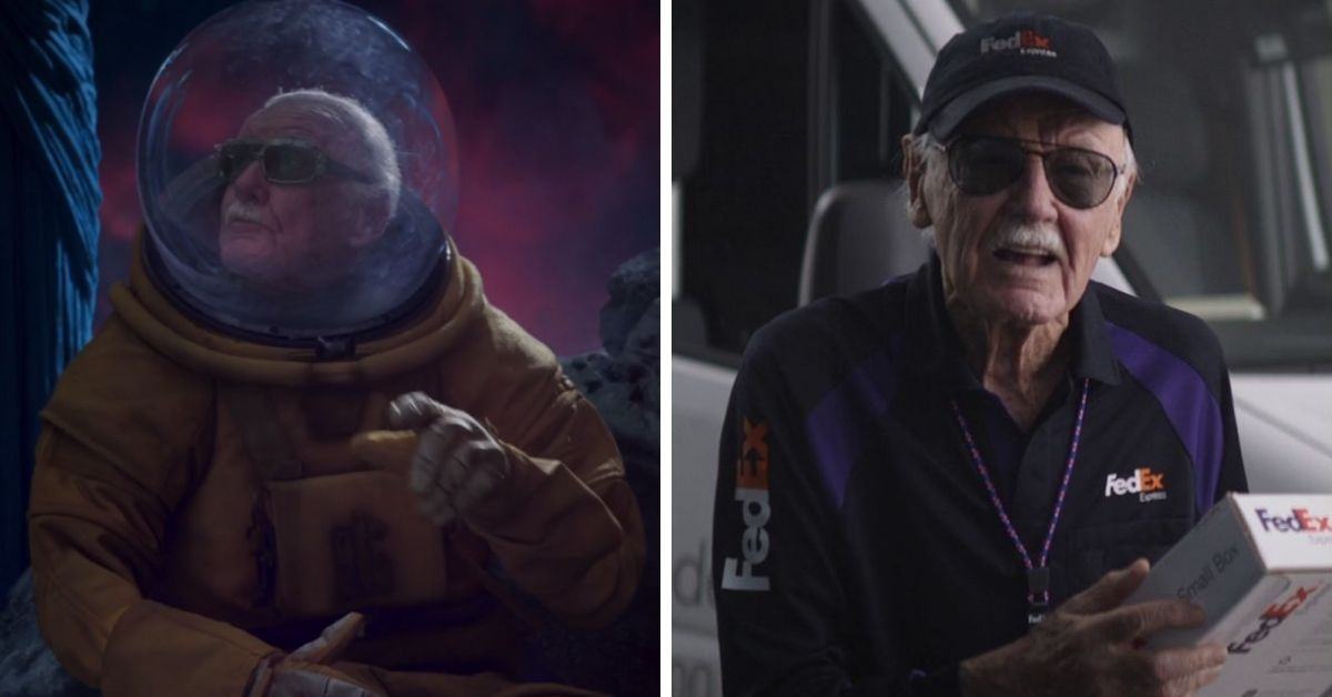 Stan Lee's Connection To The Watchers Was A 'Stolen Idea,' Shares Director James Gunn