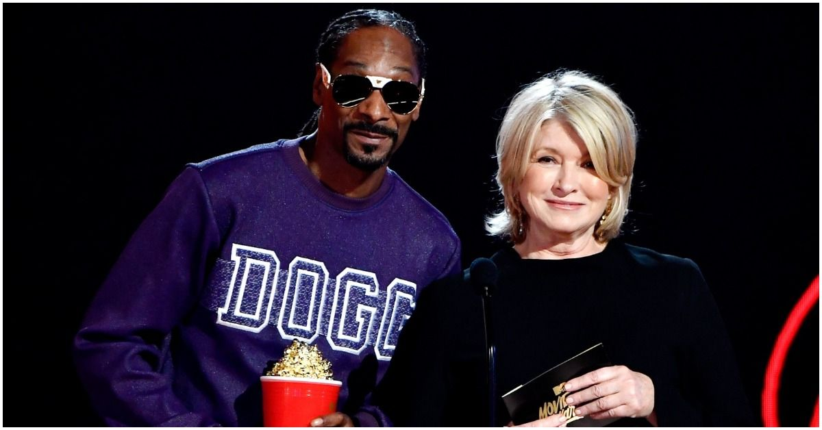What's Going On Between Snoop Dogg And Martha Stewart?