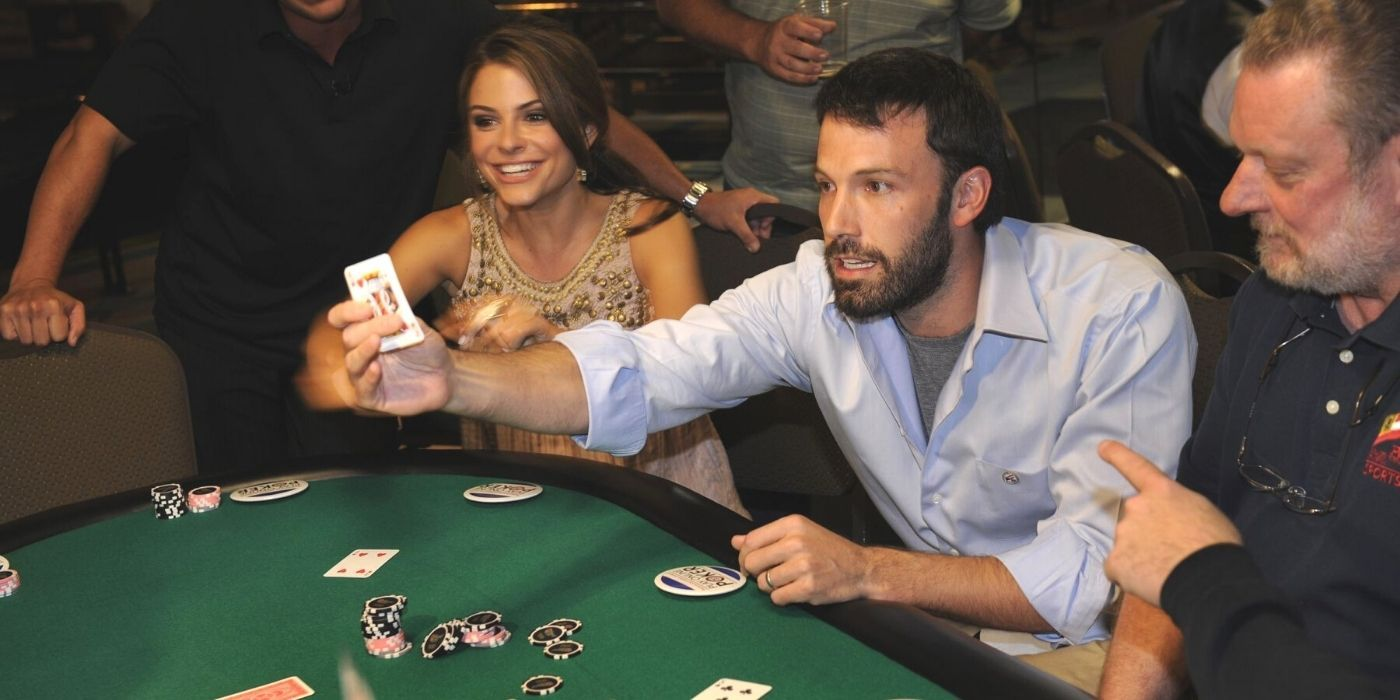 Here's Why Ben Affleck Was Once Kicked Out Of A Casino