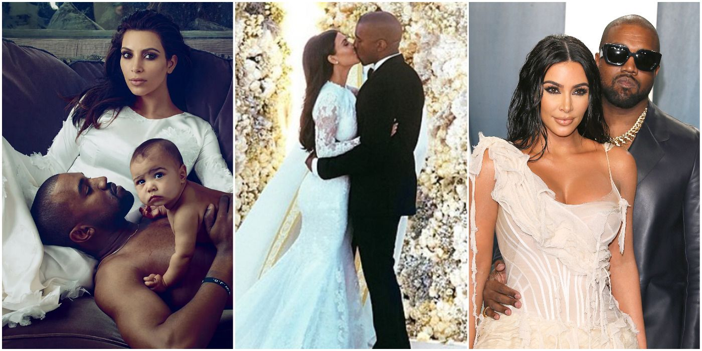 Kim Kardashian Is Done: A Full Timeline Of Her Relationship With Kanye West