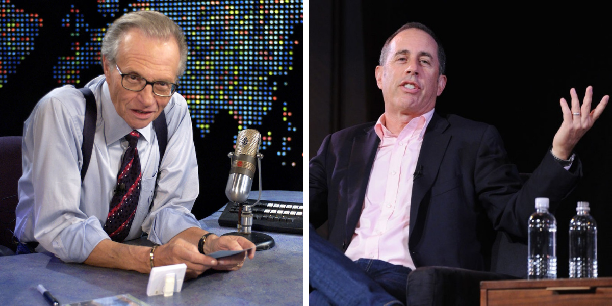 Here's Why Jerry Seinfeld Is Difficult To Interview | TheThings