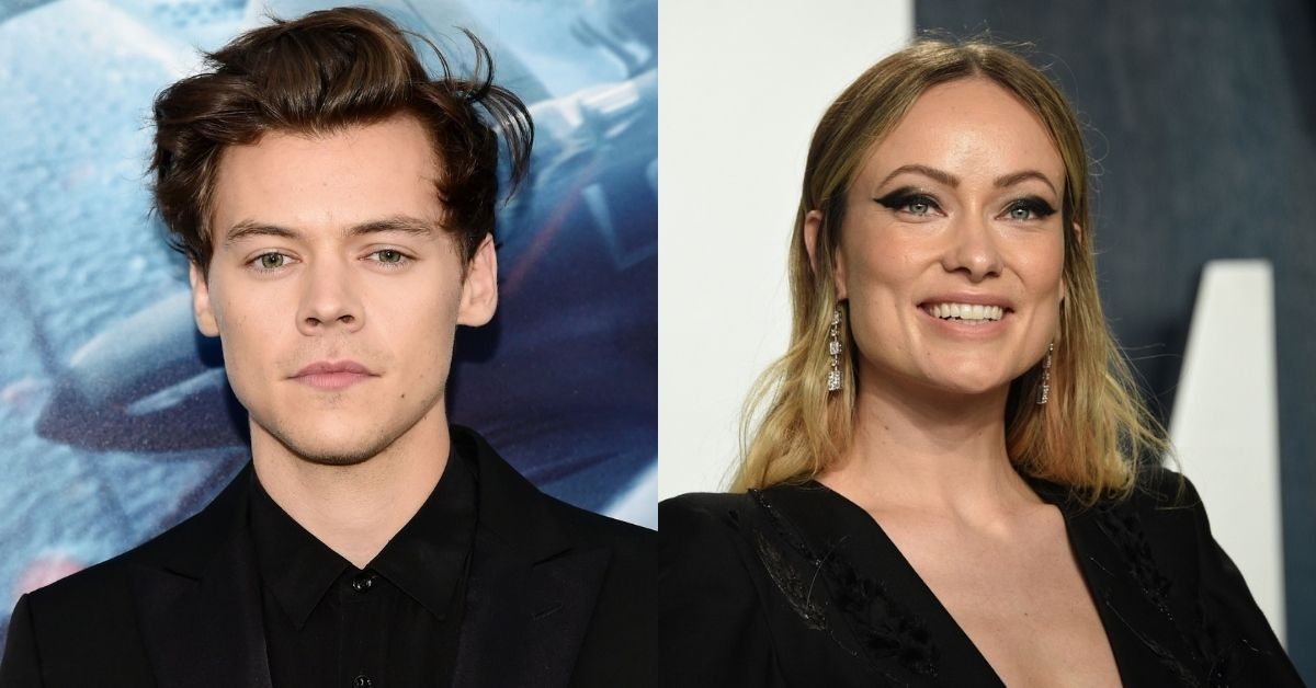 Are Harry Styles And Olivia Wilde Dating Rumors Fueled By Their Upcoming Film?