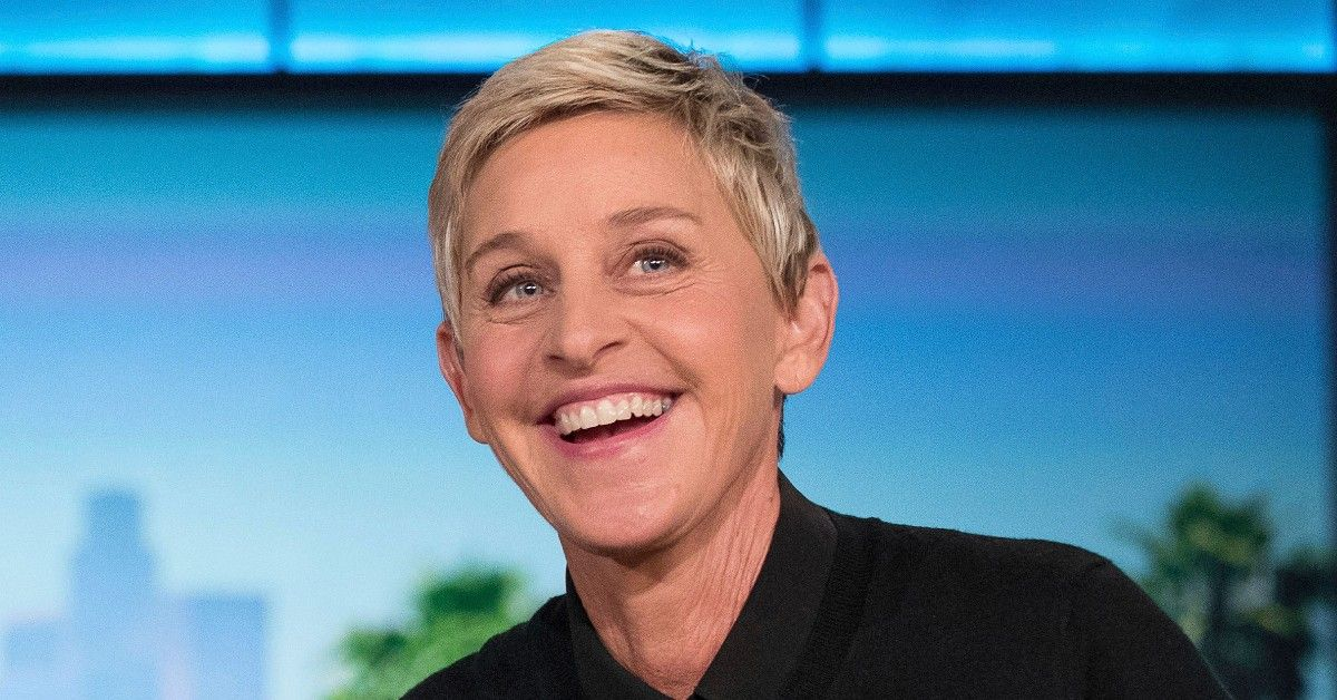 Only Ellen DeGeneres Can Make COVID This Funny