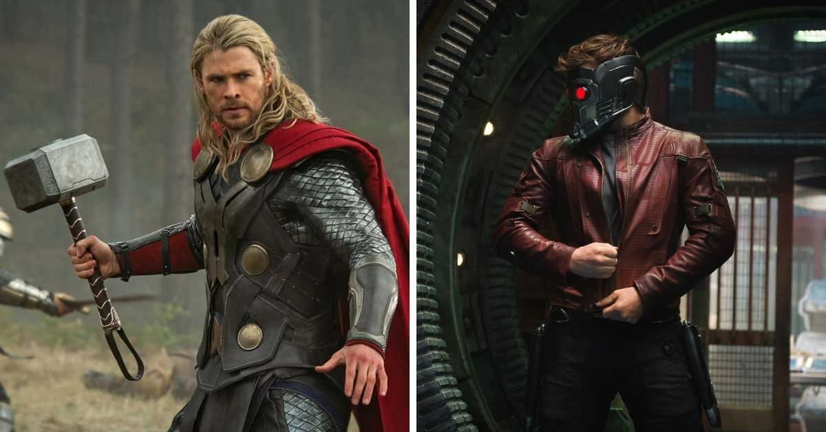 Marvels Fans Go Crazy Over Thor And Star-Lord's Costumes In 'Thor: Love And Thunder'